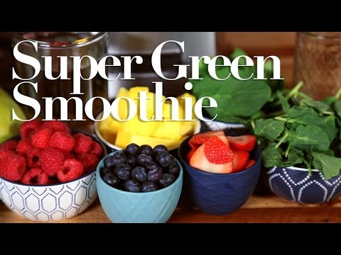 *BONUS* Green Smoothie Recipe   Collab with Rebecca Zamolo