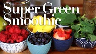 *BONUS* Green Smoothie Recipe | Collab with Rebecca Zamolo