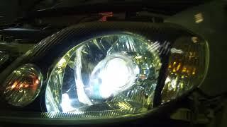 видео Тюнинг Toyota Corolla Fielder своими руками