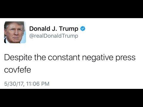 Covfefe: What is it? Why did Trump tweet about it?