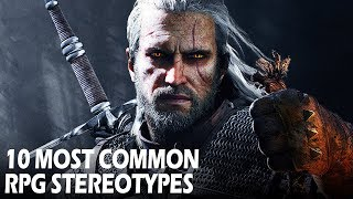 10 Most Common Stereotypes in RPGs