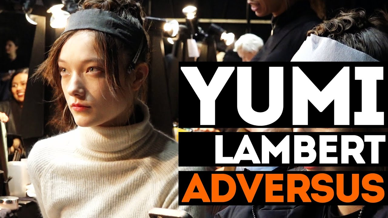 Watch Yumi Lambert BEL 	2014-2015 video