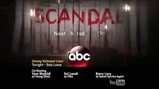 SCANDAL Season 3 Episode 7  Everything's Coming Up Mellie  Promo