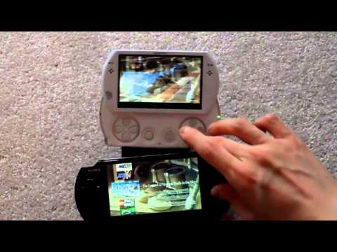 Mini Review Comparison Sony playstation Portable PSP Go PSPgo Vs PSP 3000
