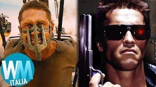 Top 10 DECISIONI più INTELLIGENTI prese nei FILM d'AZIONE!
