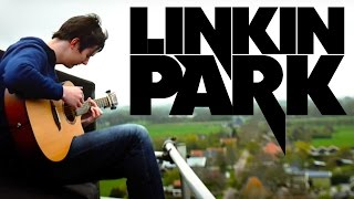 New Divide Linkin Park Fingerstyle Guitar Cover