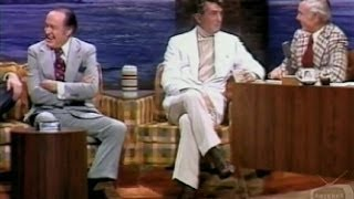 The Tonight Show Starring Johnny Carson: 12/12/1975.Dean Martin -Newest Cover Popular Real