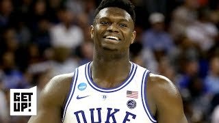 Zion Williamson is headed to the Hall of Fame - Johnny Dawkins | Get Up!