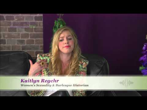 Kaitlyn Regehr interview on www.ExtraordinaryWomenTV.com