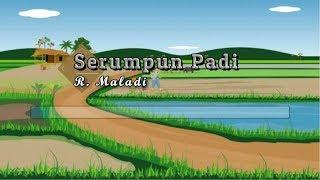 [Midi Karaoke] 🎵 R. Maladi - Serumpun Padi 🎵 +Lirik Lagu [INSTRUMENTAL]