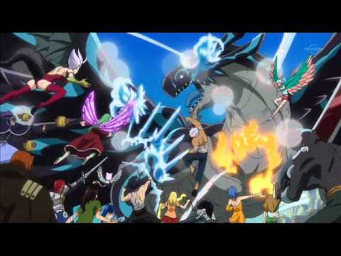 Fairy Tail OST: DRAGON FORCE