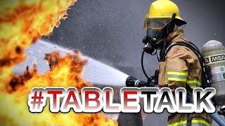 Fire Drill on #TableTalk!