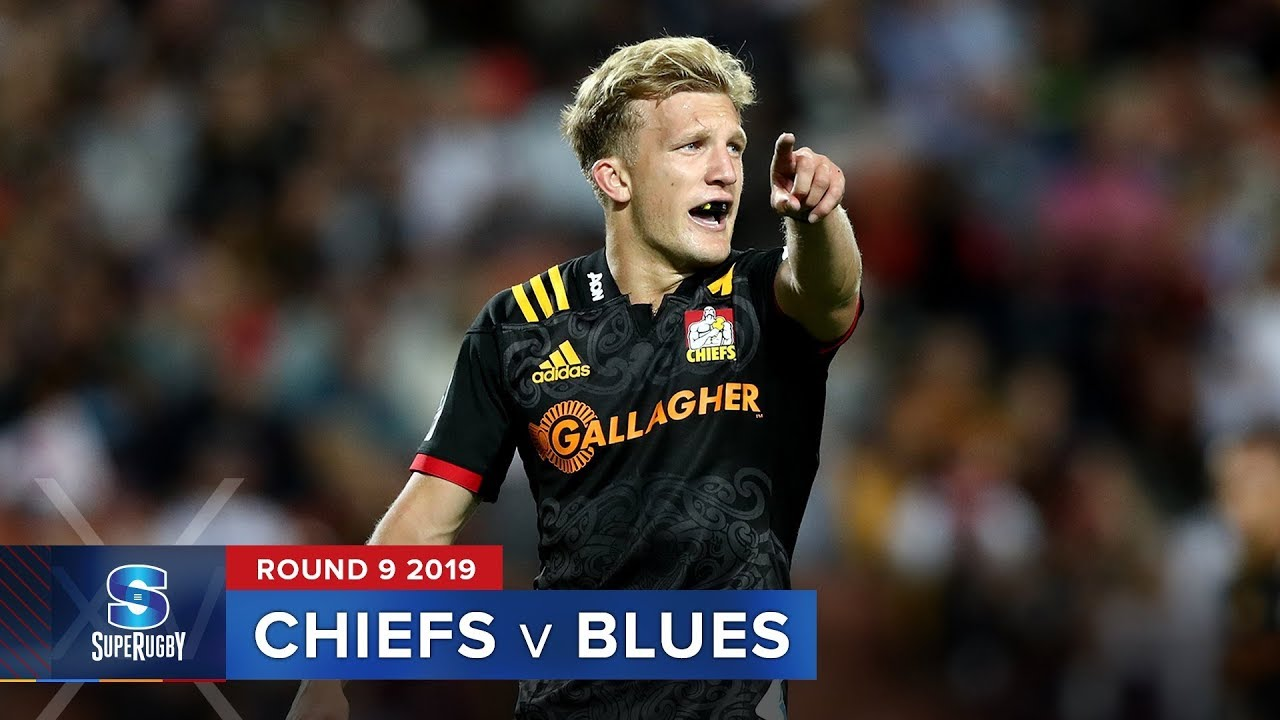 Chiefs v Blues | Super Rugby 2019 Rd 9 Highlights