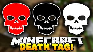 Minecraft - DEATH TAG! #2 (Funny Mini-Game!) - w/ Preston & Kenny!