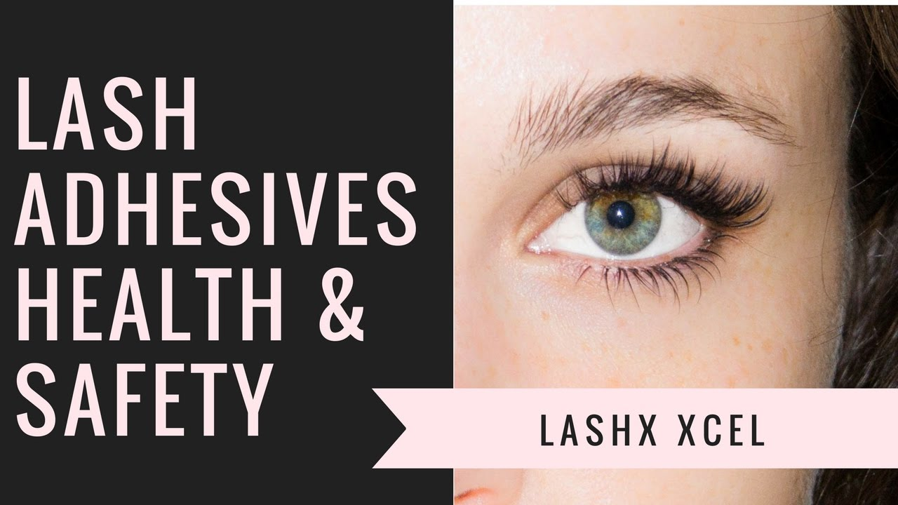 The Truth about Lash Adhesives: Keeping Ourselves and Clients Safe