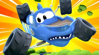 Download the Car City Monster Town app Carl Underwater here! Androi...