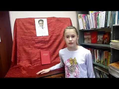 Изображение предпросмотра прочтения – ГретаГрекова читает произведение «Тропики» В.В.Маяковского