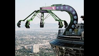 MOST TERRIFYING RIDES IN THE WORLD YOU WON'T BELIEVE EXIST!