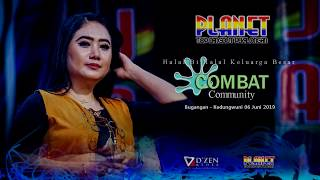 Rebutan Lanang   - Planet Top Dangdut live Bugangan-  Resty Vera