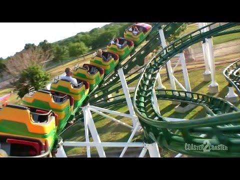 Hornet Coaster - Wonderland Amusement Park - Amarillo, Texas, USA