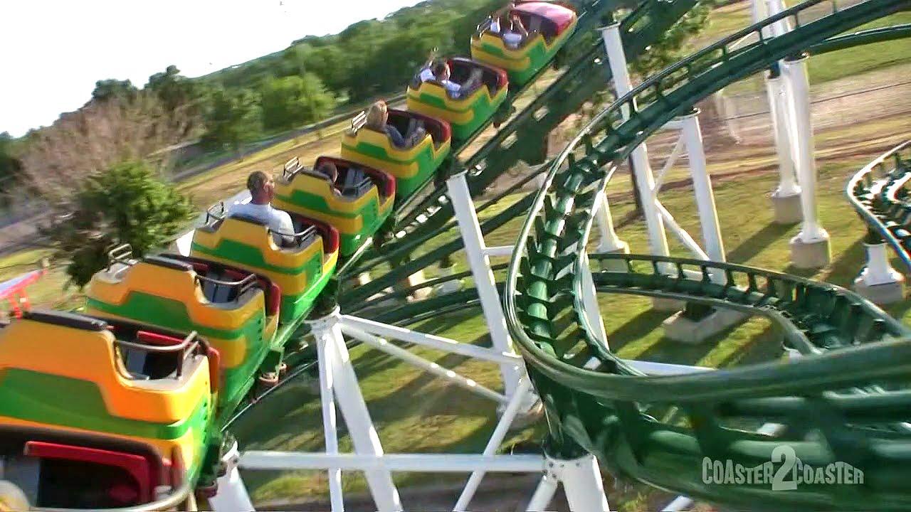 Hornet Coaster Wonderland Amusement Park Amarillo