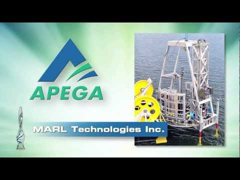 2012 Project Achievement Summit Award - MARL SubSea Drill