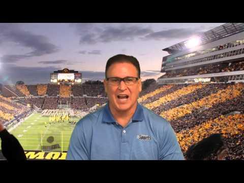 Wisconsin vs. Iowa – 2014 College Football
