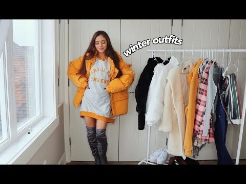 WINTER OUTFITS 2018 | BooHoo