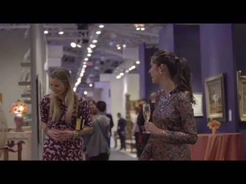 The San Francisco Fall Art & Antiques Show