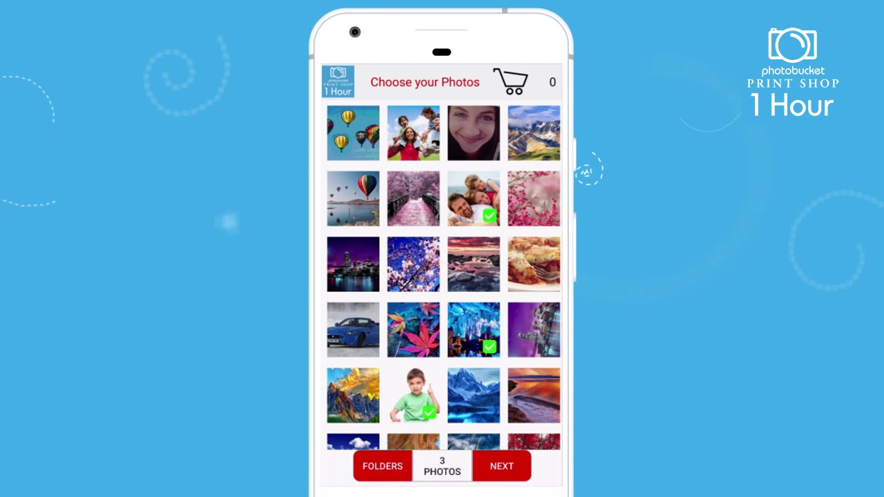 d71efdc577166 Photobucket 1 Hour: Print Photos From Your Phone - by MailPix Inc. -  Shopping Category - 1,773 Reviews - AppGrooves: Get More Out of Life with  iPhone ...