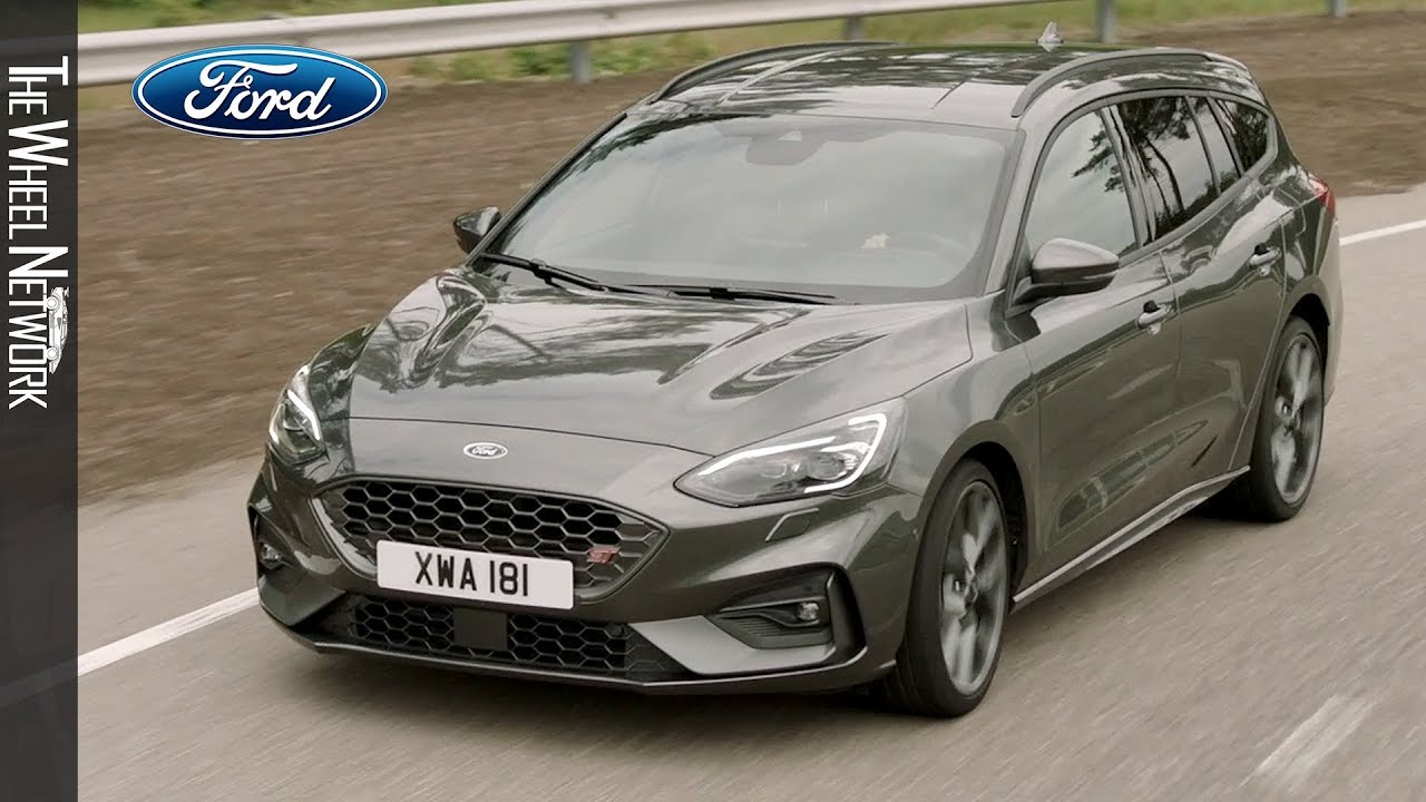 2020 Ford Focus St Wagon Magnetic Driving Interior Exterior