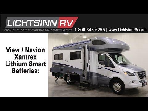 LichtsinnRV com - The 2020 Winnebago View/Navion - Benefits