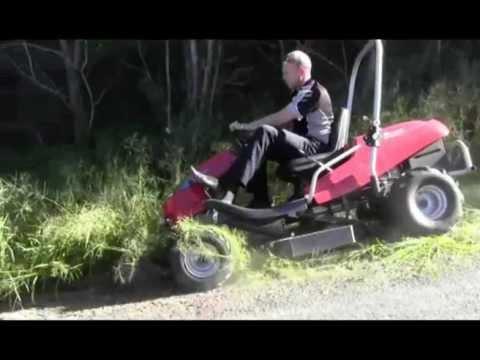 Masport Crossjet Ride On Mower Demo 2wd Amp 4x4 Youtube