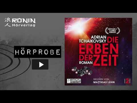 Die Erben der Zeit YouTube Hörbuch Trailer auf Deutsch