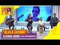 Download Pop! Express : Azarra Band - Alala Sayang (Full Performance) MP3
