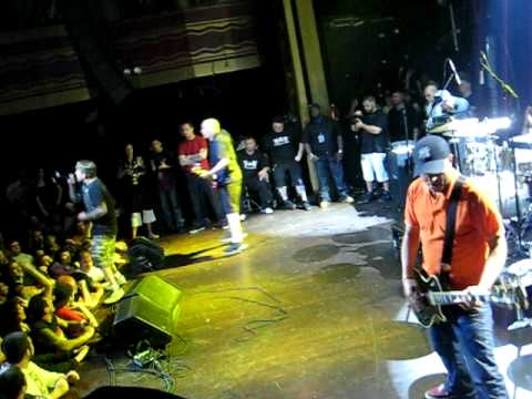 Cro Mags - Street justice/Survival of the streets l BlacknBlue NYC l 5.15.2010