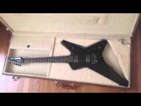 Funny Craigslist Ibanez guitar ad. REAL METAL GUITAR