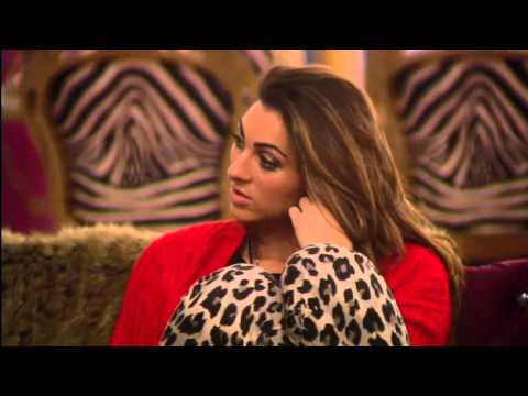 Dappy and Luisa have an explosive argument: Day 8, Celebrity Big Brother