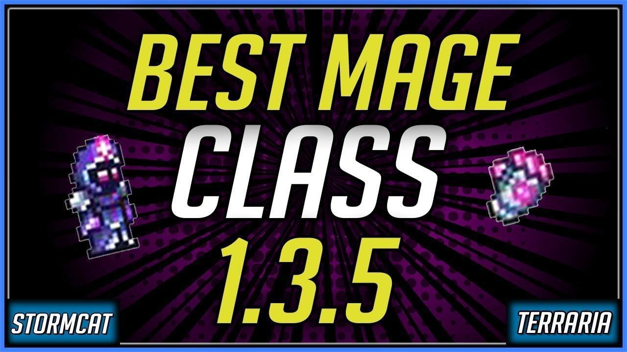 Terraria 1 3 Ultimate Mage Loadout Terraria Console 1 3 Best