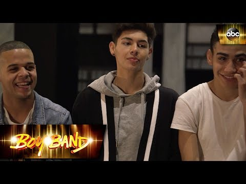 Out of Control Talk About the Women in Their Life - Clip | Boy Band