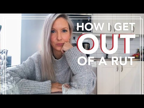 HOW TO GET OUT OF A RUT | 2018 | SWEDEN | SCANDINAVIA