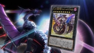 YGOPRO - Number 92 : Heart-Earth Dragon OTK ( Chain Material )