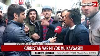 KÜRTLERE TERÖRİST DİYEN SEÇİMİ KAYBEDER!!! TARTIŞMA BÜYÜDÜ!!!