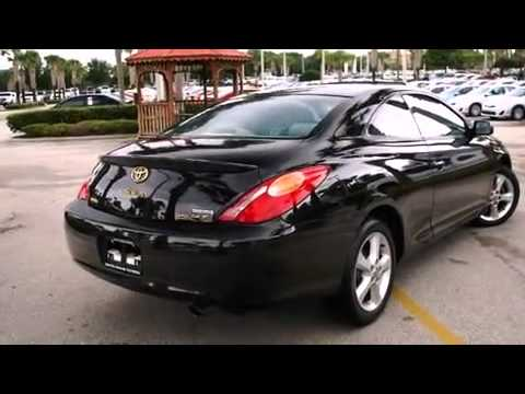 2004 toyota camry solara sle in sanford fl 32771 youtube. Black Bedroom Furniture Sets. Home Design Ideas