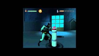 Batman Vengeance Gameplay Part 2 PC HD