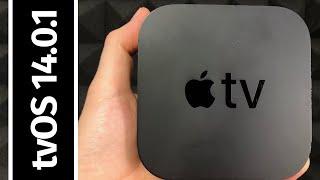 How to Update Apple TV 4K to tvOS 14.0.1