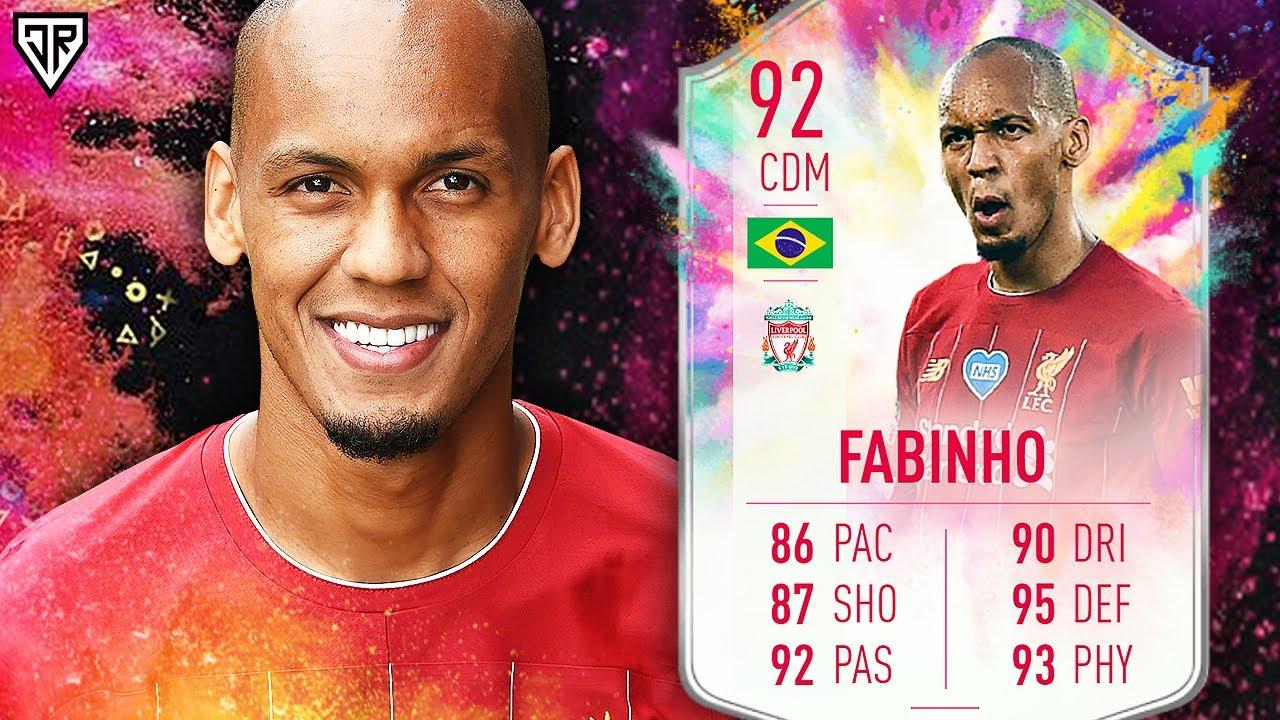 🌈Review RAPIDA FABINHO Summer Heat Fifa 20