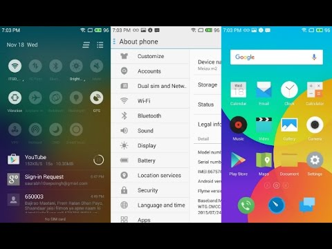 Download best Themes on Flyme