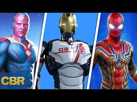 20 Tony Stark Inventions That Were Genius In Marvel