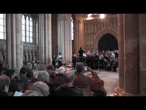 Brahms Requiem - Beverley Minster - April 2016